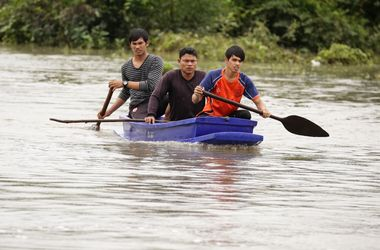 Flooding in Thailand: Koh Samui and Koh Phangan declared a disaster area