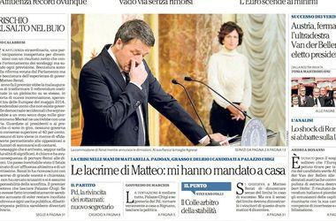 Политический кризис в Италии: о чем пишут западные СМИ