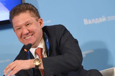 """Глава """"Газпрома"""" назвал срок начала строительства """"Турецкого потока"""""""