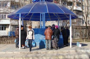 В Киеве на Троещине восстановят работу двух бюветов