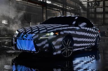 Lexus le pusieron en el