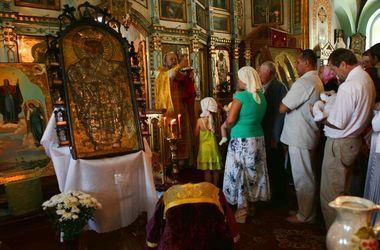 В Киев привезли Чудотворную Икону Святителя и Чудотворца Николая