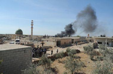 Сирийская оппозиция призывает к немедленному перемирию в Алеппо