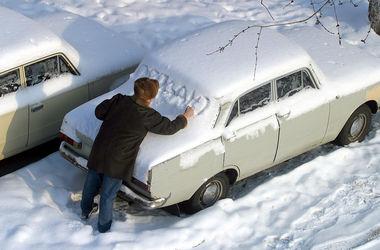 Завтра под Киевом будут сложные погодные условия