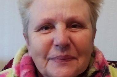 В Киеве пропала женщина с проблемами памяти