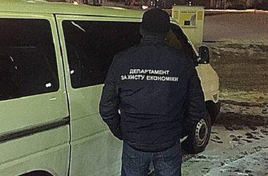 En la región de lvov guardia cayó en el soborno mil dólares