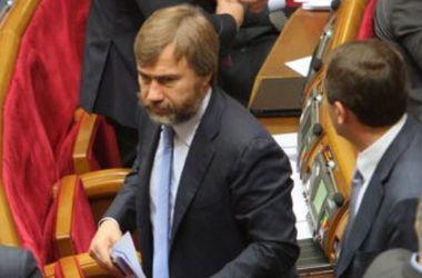 Butusov gav prognoser for fjernelse af ukrænkelighed fra Novinsky