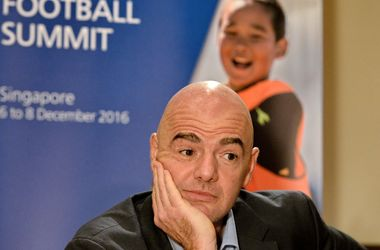 The FIFA President wants to hold world Championships format 16 groups with 48 teams