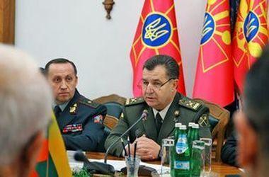 Конфликт на Донбассе можно решить лишь мирным путем, но при одном условии - Полторак