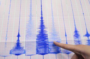 У берегов Калифорнии произошло сильное землетрясение