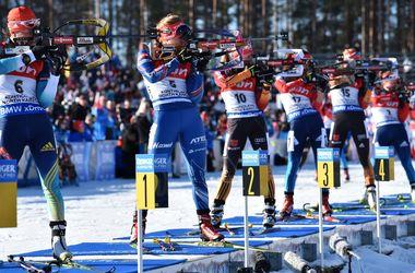 Украина объявила состав на спринтерские гонки этапа Кубка мира по биатлону в Поклюке
