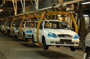 ZAZ has dramatically increased the production of cars