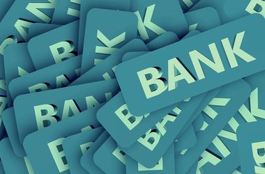 I Ukraine mindre end et hundrede arbejder banker