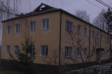 Пожар вспыхнул в хмельницкой школе