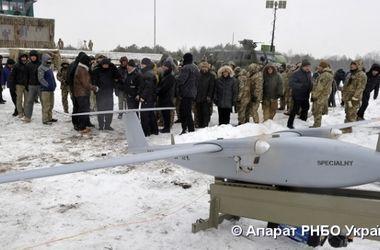 Турчинов анонсировал испытания новых ударных беспилотников