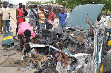 В Нигерии в результате двух взрывов погибли 56 человек