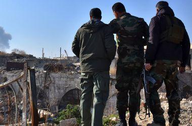 """Германия и Франция отзывают """"Белые каски"""" из Алеппо"""