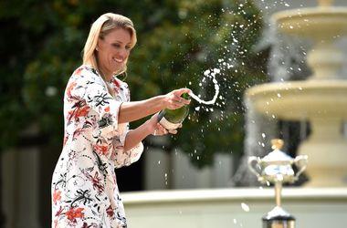 Ангелик Кербер признана WТА самой популярной теннисисткой года