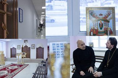 Сети позабавило открытие церкви при торговом центре в РФ