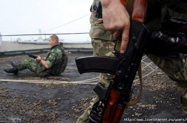 The militants have again caused damage to the military