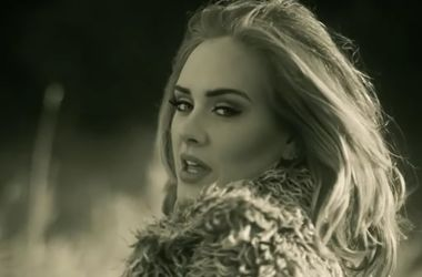 Adele admitted why he called in the clip Hello African American