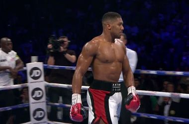 Anthony Joshua är enkelt besegrade Molina: nästa kampen med Klitschko
