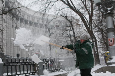 В Украину возвращаются снегопады