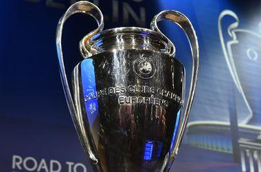 Онлайн: жеребьевка 1/8 финала Лиги чемпионов