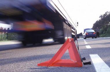Пассажирский автобус перевернулся в Полтавской области: есть пострадавшие