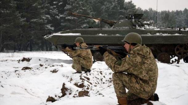 Командир «Азова»: Военные Украины должны выйти награницу сРФ