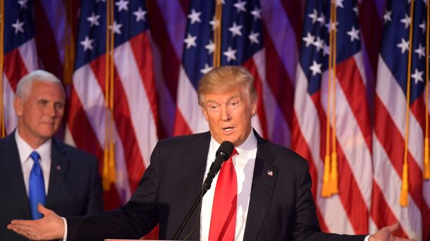 Трамп продолжает накапливать негатив?