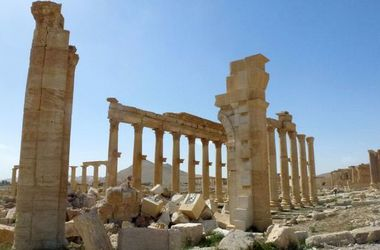 В Кремле прокомментировали захват Пальмиры в Сирии