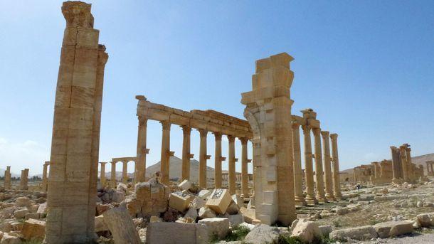 Песков: утрата Пальмиры— ущерб для стиля всего цивилизованного человечества