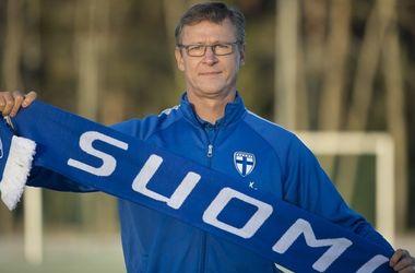 Маркку Канерва - новый главный тренер сборной Финляндии по футболу