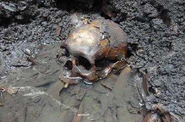 Во Франции под снесенным полицейским участком нашли 300 скелетов