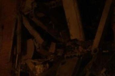 Обвал общежития в Чернигове: спасательные работы продолжаются