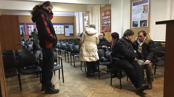 Все схваченные зачтение конституции в столице России вышли насвободу