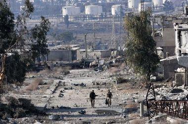Сирийская оппозиция просит США и Турцию спасти мирных жителей в Алеппо