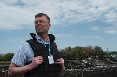 Боевые действия на Донбассе разрушают гражданскую инфраструктуру – Хуг