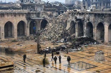 Эвакуацией жителей взятого Алеппо может заняться ООН и Красный Крест