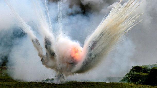 ВЗапорожской области вавтомобиле взорвался запал отгранаты