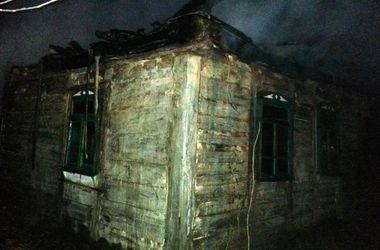 Смертельный пожар унес жизни двух человек в Житомирской области