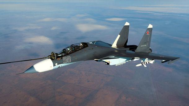 Российская Федерация сформировала воккупированном Крыму эскадрилью из12 истребителей Су-30СМ