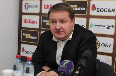 """Киевский """"Будивельник"""" сменил главного тренера"""