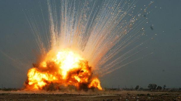 Для жителя Марьинки поездка навелосипеде завершилась взрывом иранением