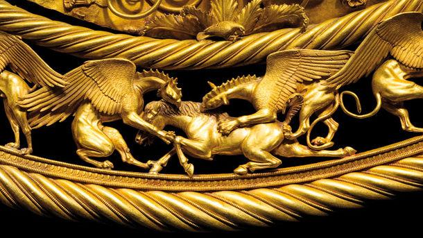 Суд вНидерландах обязал государство Украину платить захранение «скифского золота»