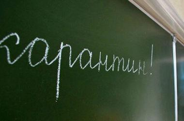 Школы Житомира закрывают на карантин
