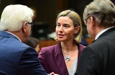 Могерини предупредила, что ЕС и РФ могут совместно выступать против Трампа