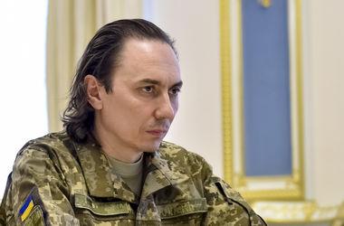 Суд взял под стражу полковника ВСУ Безъязыкова