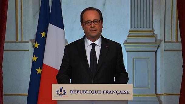 Олланд выдвинул России и Ирану серьезный ультиматум